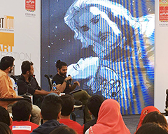 KLF 2016 Day 2: Ismail Ka Urdu Sheher
