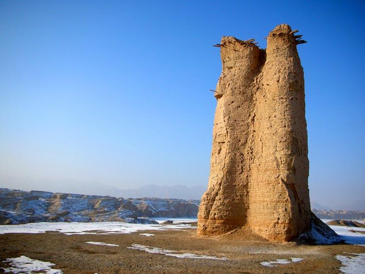 Kizilgish Beacon Tower, Kuqa