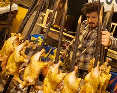 美食街—拉合尔的心脏