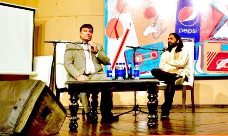 Asim Raza's talk