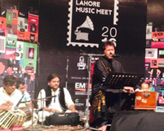 Lahore music Meet, Alhamra Cultural Complex, April 2016