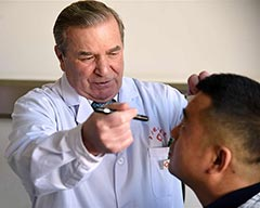 Lao Du: A Russian Eye-Doctor and His