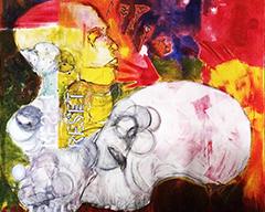 朦胧的反对/沉默的抗拒:萨特郎艺术画廊的视觉交流展