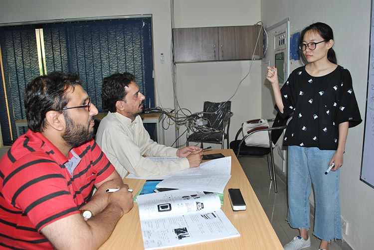 PCI Language Classes, Lahore - Learning Chinese Language in Pakistan
