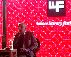 LLF 2016 Day 1: The Destruction of Hyderabad and Aag Ka Darya