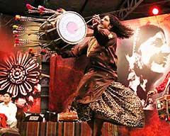 充满活力的2017洛克梅拉节保护巴基斯坦传统,文化和身份