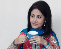 TV Actress Lubna Aslam