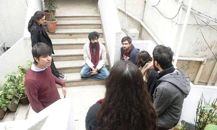 Planning the shoot - LUMS Film Paanch Choohay