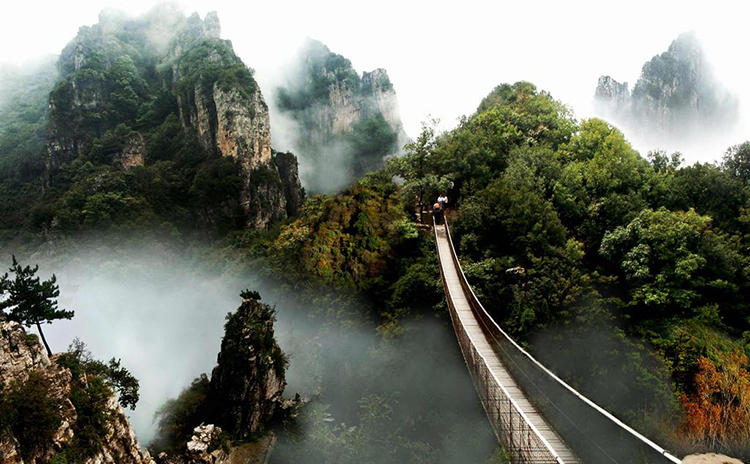 Lushan National Park - Lushan National Park in China