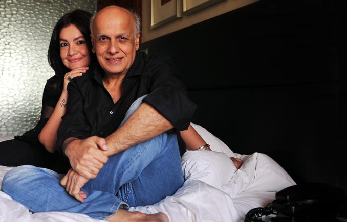 Mahesh and Pooja Bhatt - Mahesh Bhatt