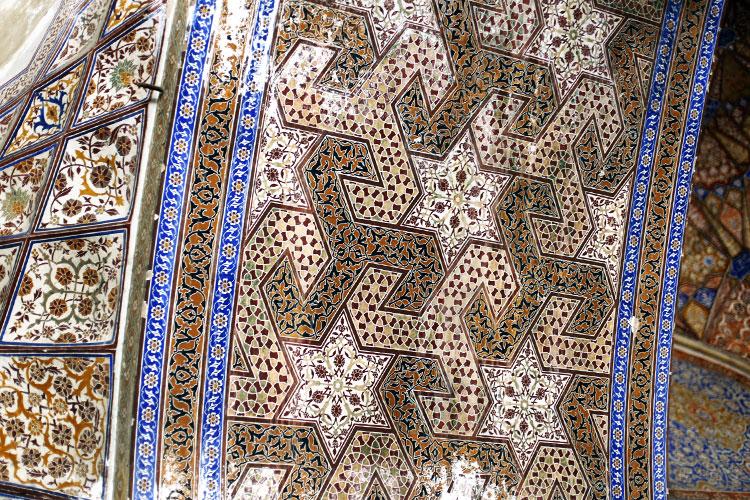 Mosque Fresco