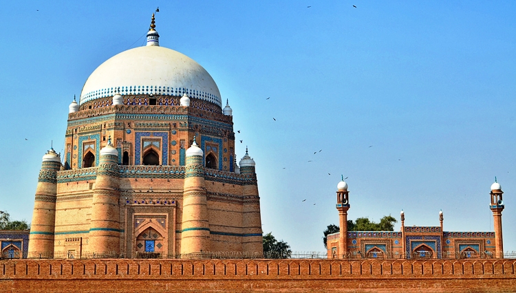 Shah Rukn-e-Alam - Multan, the City of Saints