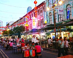 The Lion City: Diving into Multi-Ethnic Singapore