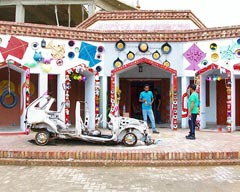 Munaqqash Art Initiative by I Am Karachi