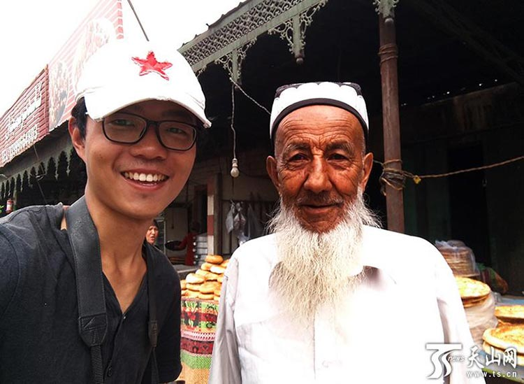 My Xinjiang: A Micro-Documentary by a Student Shui Zheng with a local