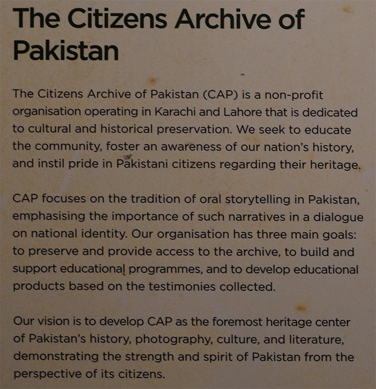 National History Museum, Lahore: A walk through time