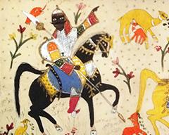 歌颂祖国:迪拜艺术博览会在叙利亚举办特别的混合媒体项目