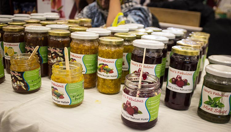 Nano's fabulous nature-friendly chutneys