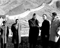Pak-China People to People Historic Relations, since 1965