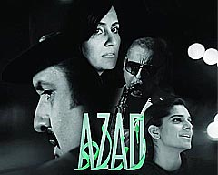 Pakistani Film Azad Review