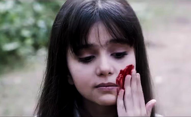 Khushi Maheen as Pari - Pakistani Horror Film Pari Review