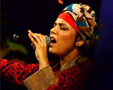 Pakistani Singer Hadiqa Kiani