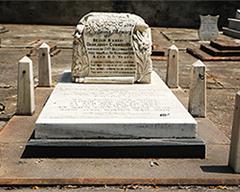 Parsi Cemetery in Rawalpindi