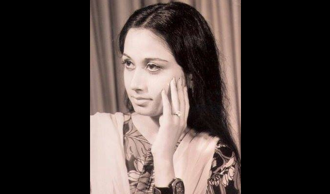 Parveen Shakir published her first volume of poetry 'Khushbu' at the age of 25 - Parveen Shakir:  The Bold, Brilliant and the Beautiful