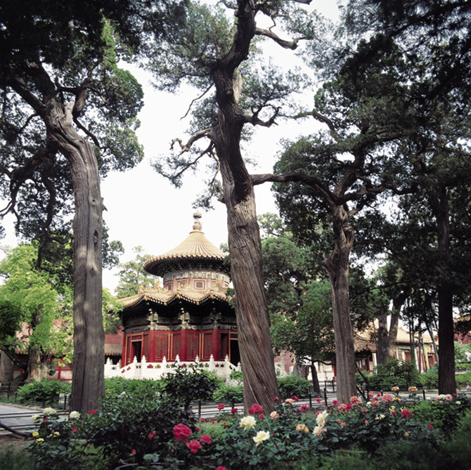 Palace Museum, Forbidden City, China - Imperial Palace or Forbidden City or Palace Museum of China