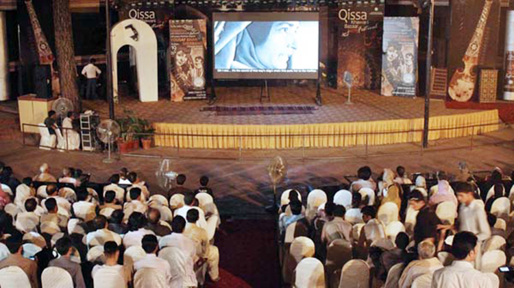 The four-day festival aimed to highlight the importance of preserving Pakistan's historical and cultural heritage - Qissa Khawani Bazaar at Lok Virsa Islamabad