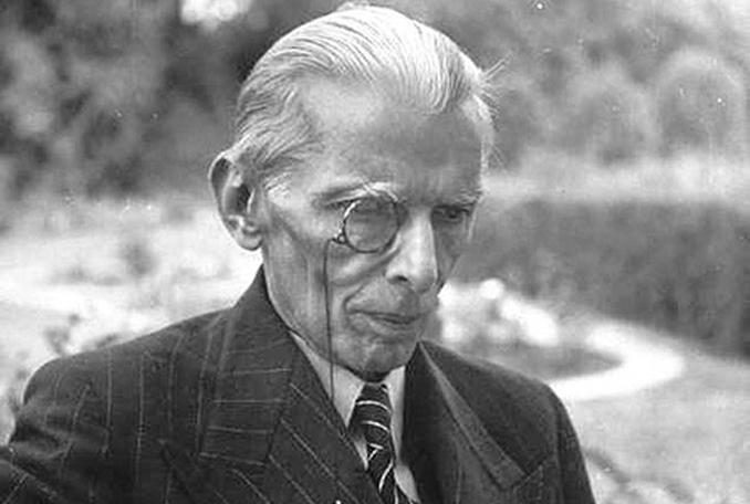 真纳对全国人民的问候 - 1947年8月15日