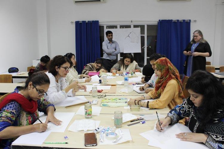 VM传统艺术中心(VMCTA)--朗贡瓦拉基金会和王子传统艺术学院携手合作
