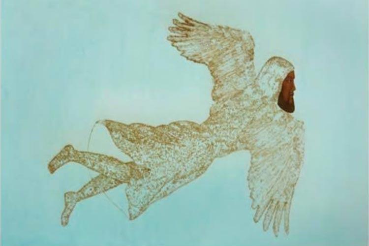 Muhammad Zeeshan's 'Laal Mary'