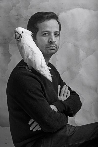Khalil Shah's photograph of Ali Kazim