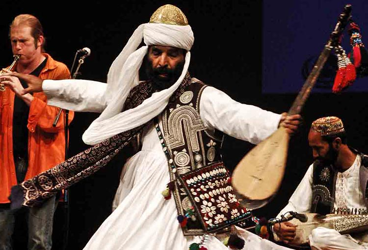Baloch folk singer Akhtar Chanal Zahri - Restoring Linguistic Heritage of Pakistan
