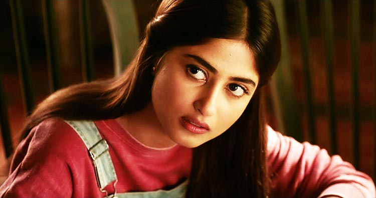 Sajal Ali - Review of Bollywood Film Mom