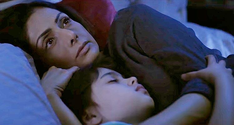 Sridevi Kapoor as Devki Sabarwal - Review of Bollywood Film Mom