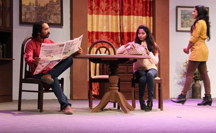 'Spy Games' at NAPA, Karachi - Review of NAPA Theatre Spy Games