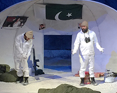 Review of Play Siachen by Anwar Maqsood
