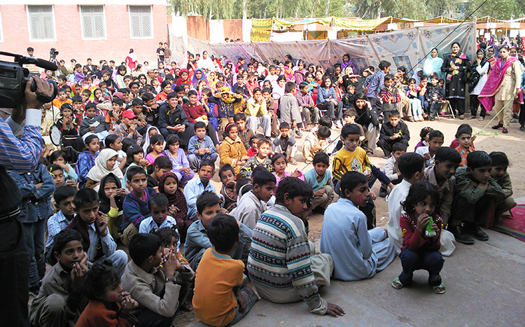 Community Engagement Activities in Rawat by Rozan - Rozan NGO Islamabad: Child Sexual Abuse Protection