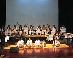 Sachal Studios Orchestra Performs at PNCA, Islamabad