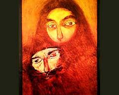 撒特朗画廊展出阿克兰姆·多斯特的新作品:《身份》
