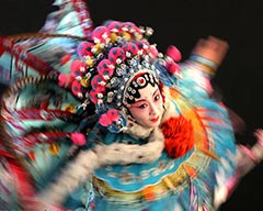 Saving the Classics: Oral History Project of Peking Opera Artists