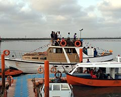 Savor Boating and Restaurant, Karachi