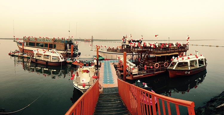 Savor Boating and Restaurant decorated for special events - Savor Boating and Restaurant, Karachi