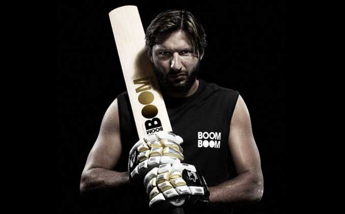 Shahid Afridi - Shahid Afridi: Guts, Glory and Cricket with Swag