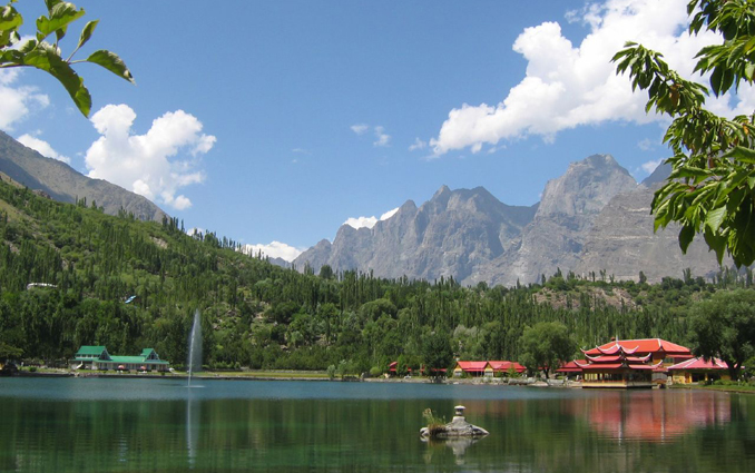 Gilgit Valley - Silk Road Route: Gilgit Valley