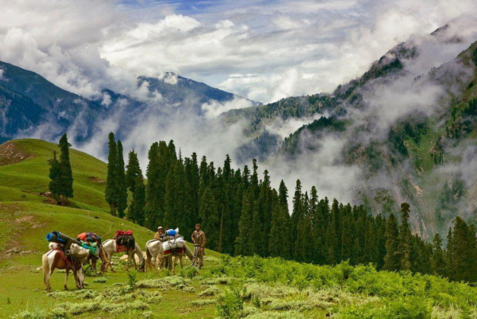 Naran Valley - Silk Road Route: Naran Valley