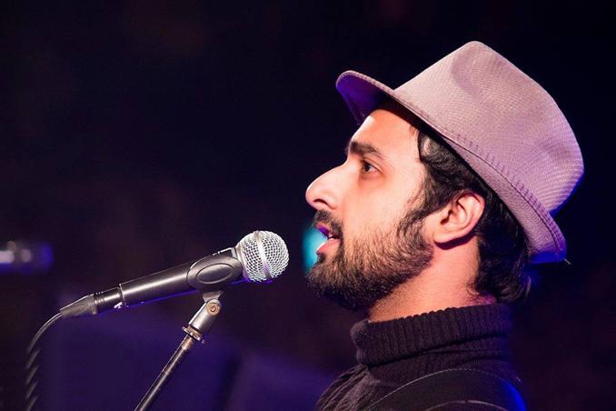 Singer Faizan Tirmizi (photo credit: MQ Photography) - Singer Faizan Tirmizi
