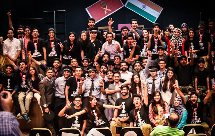 舞台游牧制作室:学生们一起复兴巴基斯坦戏剧